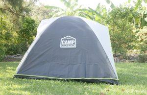 Camping in Bwindi